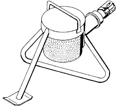 Шланги растворные 65mm, тринога гаситель, соединения