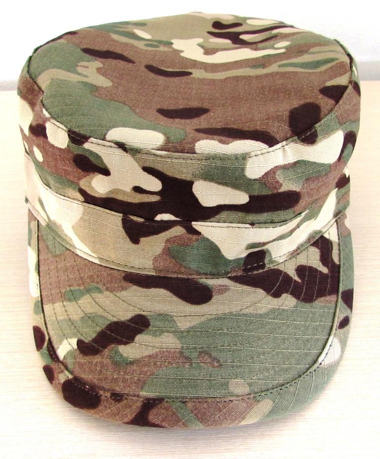 Кепка камуфляжная Мультикам (реплика американской Patrol Cap)