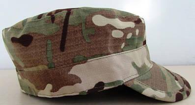 Кепка камуфляжная Мультикам (реплика американской Patrol Cap), фото 3