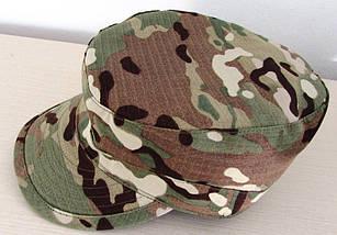Кепка камуфляжная Мультикам (реплика американской Patrol Cap), фото 2
