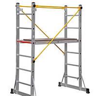 Подмости многофункциональные VIRASTAR 2x6 ступеней