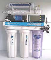 Осмос AquaKut RO-5 С01 75G, помпа, электронный контроллер