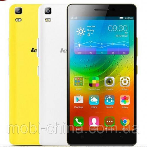 Смартфон Lenovo Vibe K3 Note K50-T 16GB Yellow