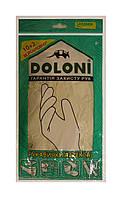 Перчатки латексные Doloni универсальные (Арт. 4559) размер L (10+2 бесплатно) - 12 шт.
