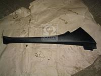 Облицовка стекла ветрового ГАЗ 3302 левого нового образца (покупн. ГАЗ). 3302-5301649-10