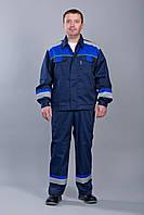Костюм рабочий, для строителей, монтажников, автослесарей