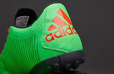 Сороконожки Adidas X 15.3 CG TF S83074 Адидас Икс  (Оригинал), фото 3