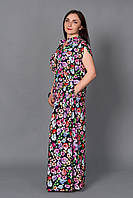 Платье модное с заниженной линией талии