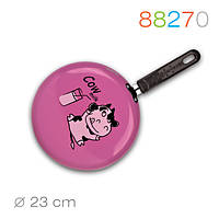 Блинная сковорода, розовая, покрытие Whitford QuanTanium® – Ø 23 см 88270