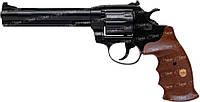 Револьвер флобера Alfa mod.461 4 мм ворон/дерево