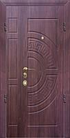 Входные двери Комфорт с матовой пленкой 1200*2050 мм квартира