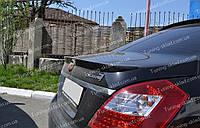 Спойлер Джили Эмгранд ЕС7 (спойлер на крышку багажника Gelly Emgrand EC7)