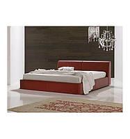 Изысканная двуспальная мягкая кровать Герда 140х200 см