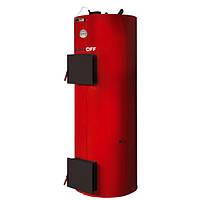 Бытовой твердотопливный котел Kotloff серии ws 32 (32 кВт.) длительного горения (70 часов)