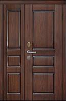 Входные двери Комфорт с пленкой Винорит 1200*2050 мм уличные