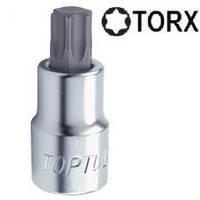 """Головка с насадкой TORX T50 55mm 1/2"""" TOPTUL BCFA1650"""