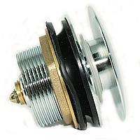 Донный клапан пятка для поддона душевой кабины ( Pop-up, Clic-Clack ), усиленный