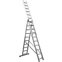 Лестница универсальная Кентавр 3х10 (6,5 м, 150 кг)