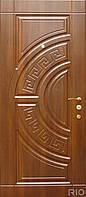 Входные двери Люкс 960на 2050 мм винорит уличные