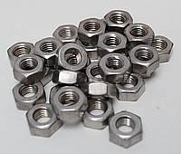 Шестигранная гайка М30 ГОСТ 5915-70, ГОСТ 5927-70, DIN 934 из нержавеющих сталей А2 и А4