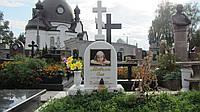 Православный крест на могилу № 26