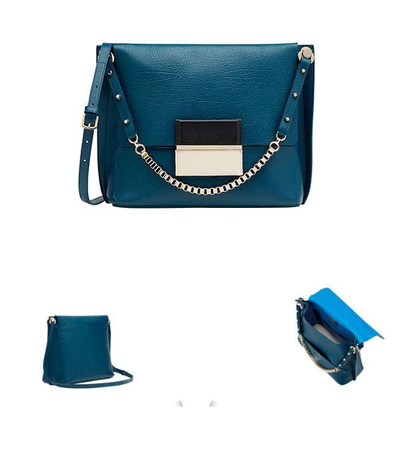 Furla Minerva 2016 blue
