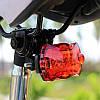 Велофонарь, задний габарит (велофары) POWER BEAM , фото 7