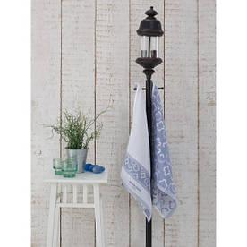 Набор полотенец Marie Сlaire для кухни 50*50 Etoile голубой