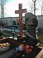 Православный крест на могилу № 30