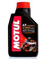 Моторное масло Motul 7100 4T SAE 10W30 4L