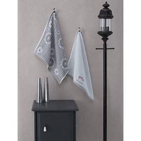 Набор полотенец Marie Сlaire для кухни 50*50 Dotty серый