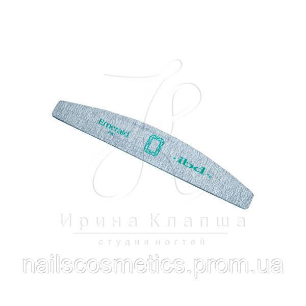 ИЗУМРУД пилка для искусственных и натуральных ногтей Emerald File, 180/180 грит