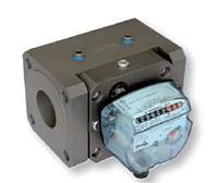 Газовый роторный счетчик Itron Delta Compact G16 DN50