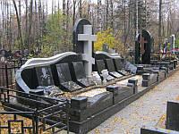Православный крест на могилу № 35