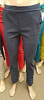Женские модные брюки из стрейч-коттона