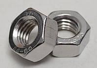 Шестигранная гайка М36 ГОСТ 5915-70, ГОСТ 5927-70, DIN 934 из нержавеющих сталей А2 и А4