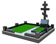 Православный крест на могилу № 39