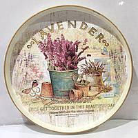Декоративный поднос Lavender, фото 1