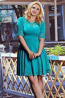 Платья больших размеров 46-64р