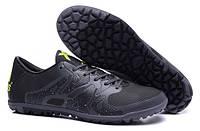 Мужские футбольные кроссовки Adidas X 15.3 TF Solar Black, фото 1