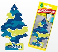 Оригинальный освежитель WUNDER-BAUM® Fun Trees ✓ Произведено в Швейцарии