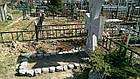 Православный крест на могилу № 43, фото 2