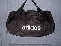 Багажная сумка Adidas 114112 малая (48 см х 27 см х 20 см) черная спортивная дорожная полиэстер