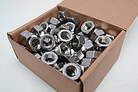 Шестигранная гайка М14 ГОСТ 5915-70, ГОСТ 5927-70, DIN 934 из нержавеющих сталей А2 и А4