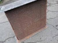 Серцевина радіатора ЮМЗ 4-х рядна (пр-во р. Оренбург) 45У.1301.020, фото 1