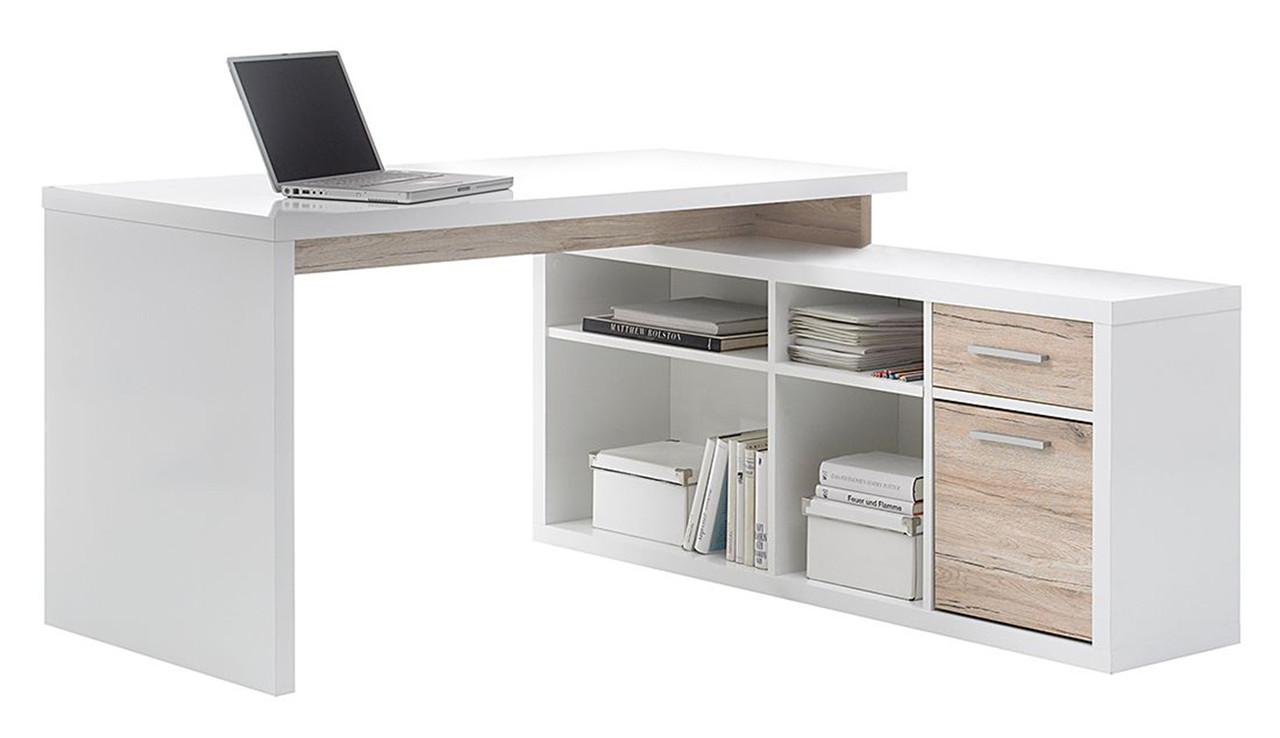 Стол письменный компьютерный из  дерева 065