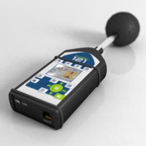 Інтегруючий шумомір 1 класу ОКТАВА-121 ОПТИМА (Оптимальний), фото 2
