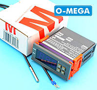 Терморегулятор цифровой высокоточный H1M с порогом включения в 0.1 градус