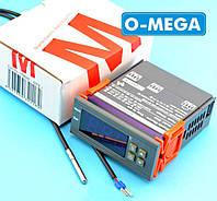 Терморегулятор цифровой высокоточный H1M с порогом включения в 0.1 градус и новым датчиком температуры, фото 1