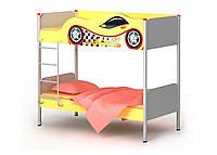 Двоповерхове ліжко Dr-12